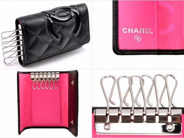 激安ブランド(CHANEL)シャネル コピー財布 キーケース 6連キーケース カンボンライン A26723