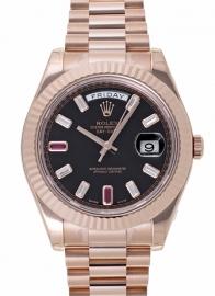 コピー腕時計 ロレックス オイスターパーペチュアル デイデイトII 218235BG