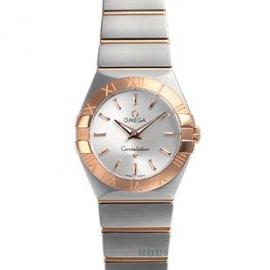 コピー腕時計 オメガ コンステレーション ブラッシュクォーツ123.20.27.60.02.001