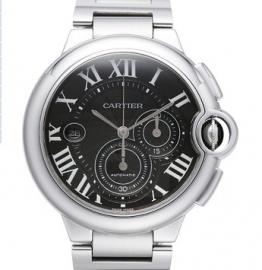 コピー腕時計 カルティエ バロンブルー クロノグラフ Ballon Bleu Chronograph Automatic W6920025