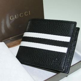 グッチコピー 二つ折り財布 押しカーフ×キャンバス 231845 CAO10 1006