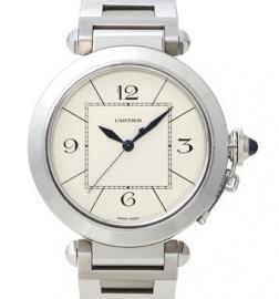 コピー腕時計 カルティエ パシャ 42mm オートマティック / Ref.W31072M7