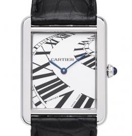コピー腕時計 タンクソロ LM インデックス アニメーション W5200017