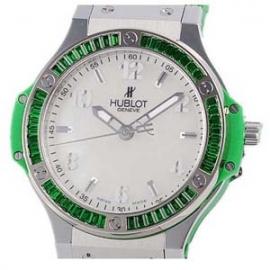 コピー腕時計 ウブロ ビッグバン トゥッティフルッティ アップル 361.SG.6010.LR.1922