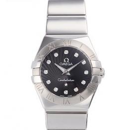 コピー腕時計 オメガ コンステレーション 腕時計 123.10.24.60.51.002