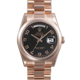 (ROLEX)ロレックス コピー時計 オイスターパーペチュアル デイデイト 118205F