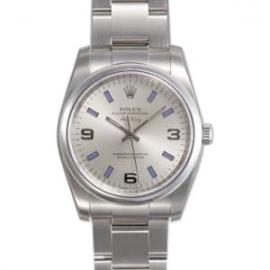 (ROLEX)ロレックス コピー時計 オイスターパーペチュアル エアキング 114200