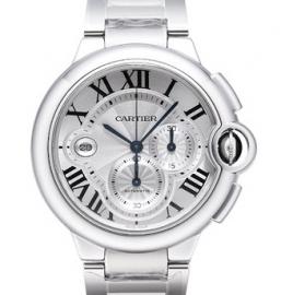 コピー腕時計 カルティエ バロンブルー クロノグラフ Ballon Bleu Chronograph Automatic W6920002