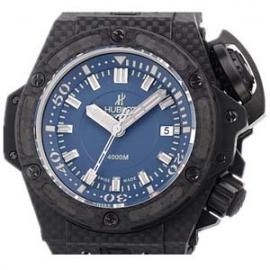 コピー腕時計 ウブロ 高級 オーシャノグラフィック 4000 オールカーボンデニム 731.QX.5190.GR