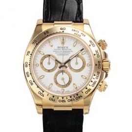 コピー腕時計 ロレックス オイスターパーペチュアル デイトナ116518
