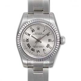 (ROLEX)ロレックスコピー レディース時計 オイスターパーペチュアル 176234G