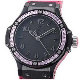 コピー腕時計 ウブロ ビッグバン トゥッティフルッティ ブラックローズ 361.CP.1110.LR.1933