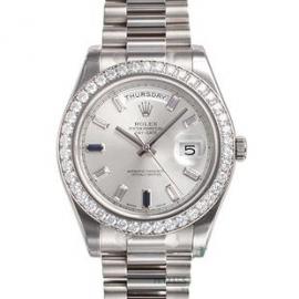 コピー腕時計 ロレックス オイスターパーペチュアル デイデイトII 218349BG