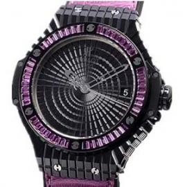 コピー腕時計 ウブロ ビッグバン トゥッティフルッティ パープルキャビア 346.CD.1800.LR.1905