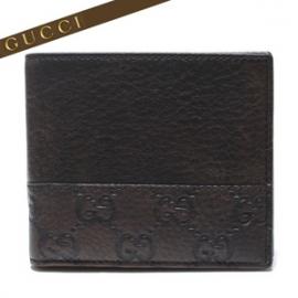 グッチコピー 財布 小銭入れなし 折り財布 ブラウン ミストラル メンズ財布 256408 A201N 2033