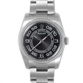 (ROLEX)ロレックスコピー メンズ時計 オイスター パーペチュアル 116034