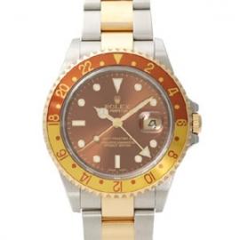 (ROLEX)ロレックスコピー時計 GMTマスターII 16713