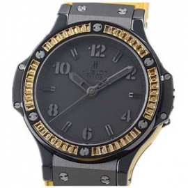 コピー腕時計 ウブロ ビッグバン トゥッティフルッティ レモン 361.CY.1110.LR.1911