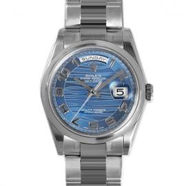 (ROLEX)ロレックス スーパーコピー 時計 オイスターパーペチュアル デイデイト 118209