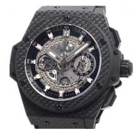 コピー腕時計 ウブロ N級品 キングパワー ウニコ オールカーボン 701.QX.0140.RX