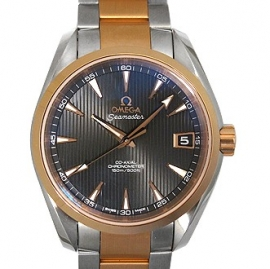コピー腕時計 シーマスターコーアクシャルアクアテラクロノメーター(M) 231.20.39.21.06.001