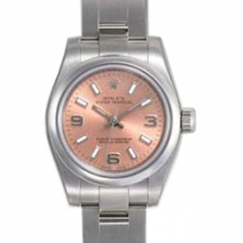 (ROLEX)ロレックス コピー 時計 レディース オイスターパーペチュアル 176200
