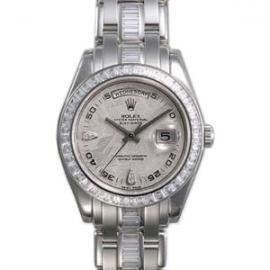 (ROLEX)ロレックス コピー時計 オイスターパーペチュアル デイデイト 189562BR