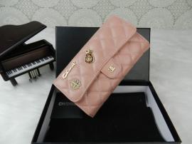 CHANELシャネルさん三つ折財布たばさみバッグ37239