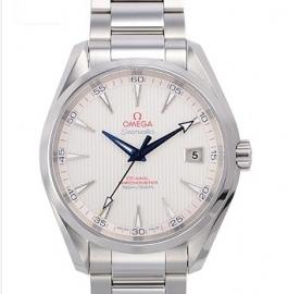 コピー腕時計 シーマスター コーアクシャル アクアテラ クロノメーター(L)231.10.42.21.02.002