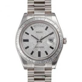 コピー腕時計 ロレックス オイスターパーペチュアル デイデイトII218399BR