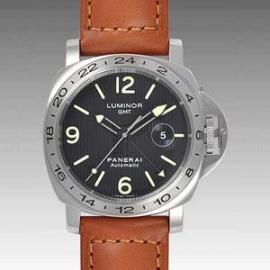 パネライコピー時計 ルミノールGMT PAM00029