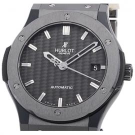 コピー腕時計 ウブロ スーパーコピークラシック フュージョン ブラックマジック セラミック45mm511.CM.1770.CM タイプ 新品メンズ