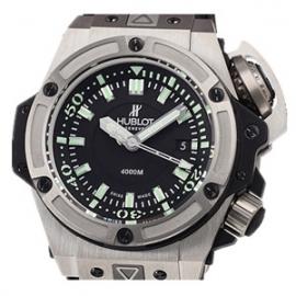 コピー腕時計 ウブロ オーシャノグラフィック 4000チタニウム 世界1000本限定 731.NX.1190.RX
