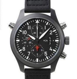 コピー腕時計 パイロットウォッチ ダブルクロノ トップガン IW379901