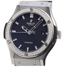 コピー腕時計 ウブロ クラシックフュージョン チタニウム542.NX.1170.RX.1104