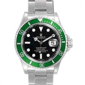 (ROLEX)偽物時計ロレックス偽物 オイスターパーペチュアル サブマリーナデイト 16610LV
