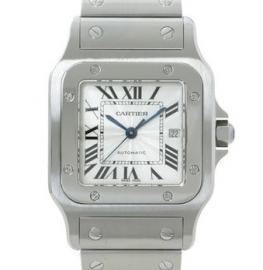 コピー腕時計 カルティエ サントス・ガルベLM SANTOS GALBEE LM W20055D6