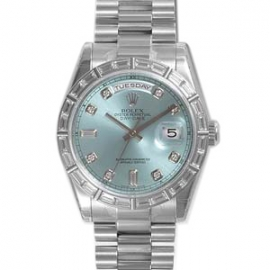 (ROLEX)ロレックス コピー時計 オイスターパーペチュアル デイデイト 118366A
