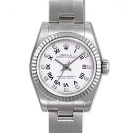 (ROLEX) ロレックスコピー レディース時計 オイスターパーペチュアル 176234G