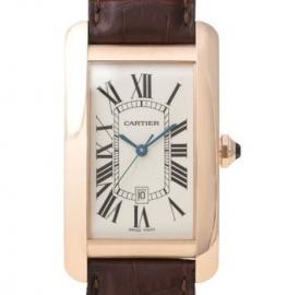 コピー腕時計 カルティエ タンクアメリカン LMサイズ / W2609156