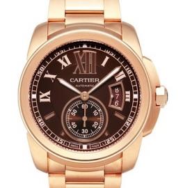コピー腕時計 カリブル ドゥ カルティエコピー Calibre de Cartier W7100040