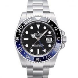 2013新品 ROLEX ロレックスコピー GMTマスター II 116710BLNR