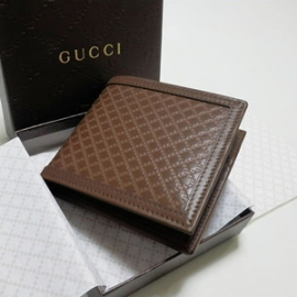 グッチコピー 財布 メンズ二つ折り財布 型押しレザー×レザー 237359 AF41N 2814