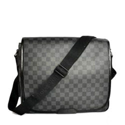 LOUIS VUITTON ヴィトン バッグ コピー ダミエ・グラフィット バッグ ショルダーバッグ レンツォ N51213