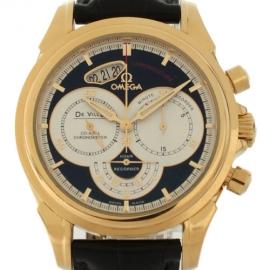 コピー腕時計 オメガ デビル コーアクシャル 4657.50.31 YG金無垢 メンズ