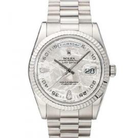 コピー腕時計 ロレックス オイスターパーペチュアル デイデイト 1183392BR