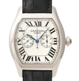 コピー腕時計 カルティエ トーチュ ワンプッシュクロノ XL TORTUE CHRONOGRAPH SINGLEPUSH-PIECE XL W1546551