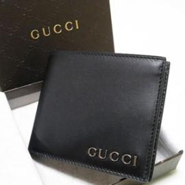 グッチコピー 二つ折り財布 カーフ 256367 BGH0N 1000