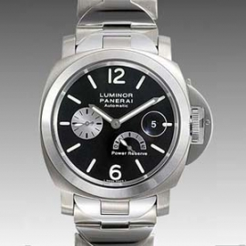 パネライコピー 時計 ルミノールパワーリザーブ PAM00171