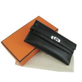 財布 コピー エルメスケリーウォレットロングHR14961